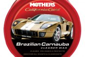 Mothers® - California Gold™ Brazilian Carnauba Cleaner Wax Paste