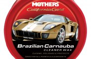 Mothers® - California Gold™ Brazilian Carnauba Cleaner Wax