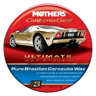 Mothers® - California Gold™ Pure Brazilian Carnauba Wax Paste