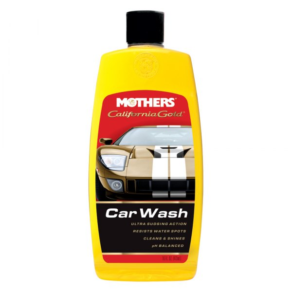Mothers® - California Gold™ Car Wash