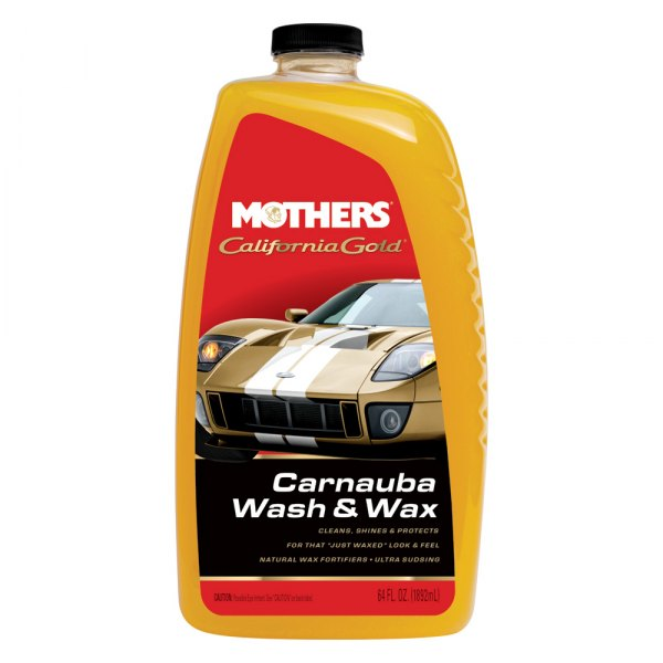 Mothers® - California Gold™ 64 oz. Carnauba Wash and Wax