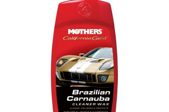 Mothers® 05701 - California Gold™ Brazilian Carnauba Cleaner Wax Liquid