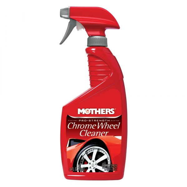 Mothers® - 24 oz. Pro-Strength Chrome Wheel Cleaner