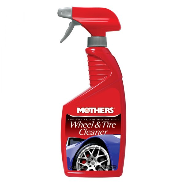 Mothers® - 24 oz. Foaming Wheel and Tire Cleaner