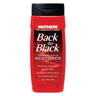 Mothers® - Back-to-Black™ 12 oz. Trim and Plastic Restorer