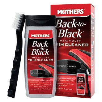 Mothers® - Back-to-Black™ Heavy Duty Trim Cleaner Kit