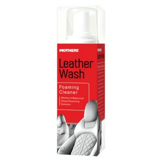 Mothers® - 8 oz. Leather Tech Foaming Wash