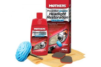 Mothers® - Headlight Restoration Kit