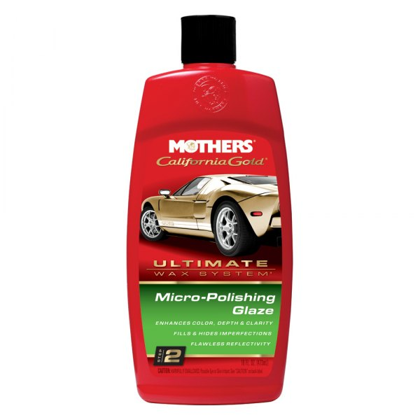 Mothers® - California Gold™ Micro-Polishing Glaze
