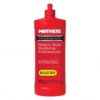 Mothers® - Professional Heavy Duty Rubbing Compound