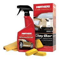 MOTHERS® - California Gold Clay Bar System