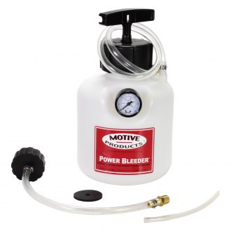 Motive Products® - Brake Fluid Power Bleeder System