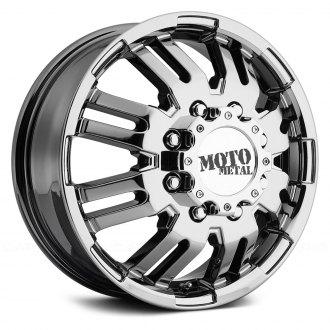 MOTO METAL® - MO963 DUALLY Bright PVD