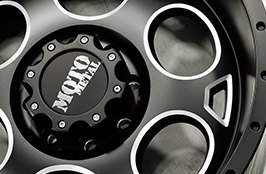 MOTO METAL® - MO964 Black Wheels with Machined Windows