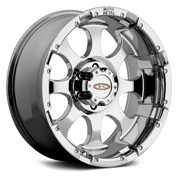 Moto Metal 174 Mo955 Wheels Chrome Rims