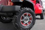 MOTO METAL® - MO961 Chrome on Jeep Wrangler