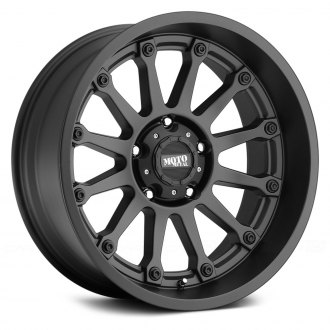 MOTO METAL® - MO971 Satin Black