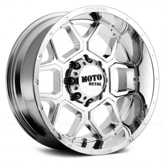 MOTO METAL® - MO981 Chrome