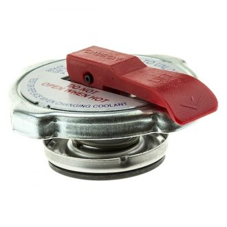 MotoRad® - Engine Coolant Safety Lever Radiator Cap