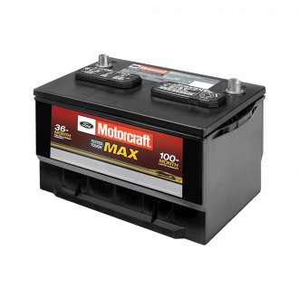 Motorcraft® - Tested Tough™ MAX AGM Battery