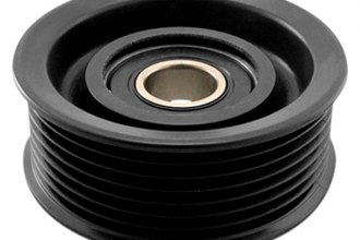 Motorcraft® - Smooth Pulley Drive Belt Idler Pulley