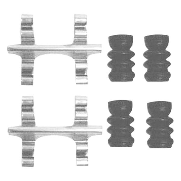 Motorcraft® - Front Disc Brake Hardware Kit