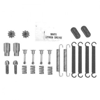 Motorcraft® - Rear Parking Brake Hardware Kit
