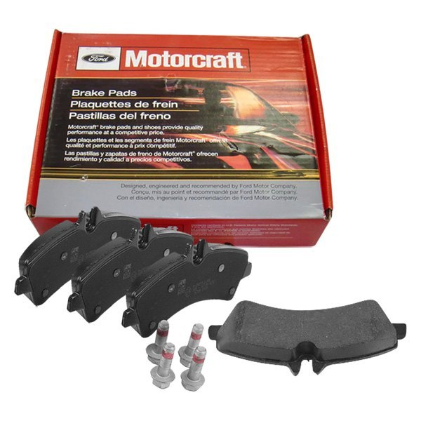 Motorcraft Front Disc Brake Pad BRF-1467