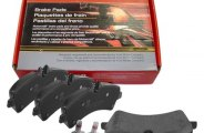 Motorcraft® - Superduty Brake Pads