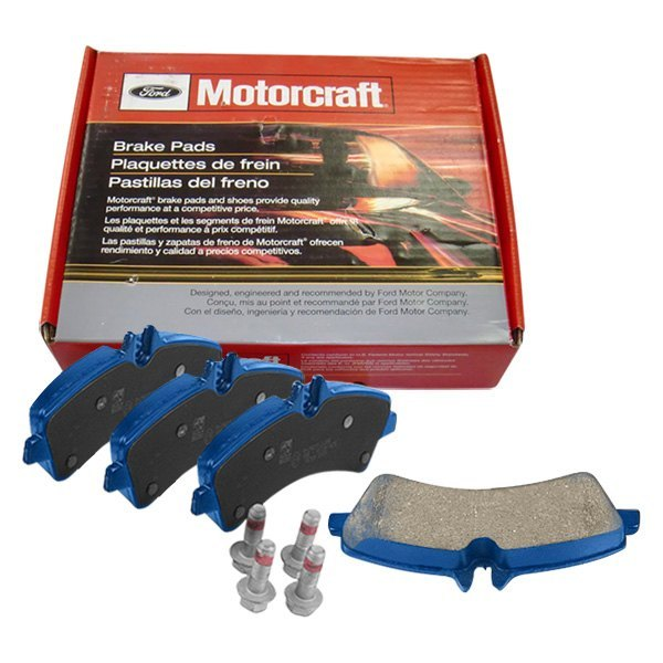 Motorcraft® - SuperDuty™ Ceramic Front Disc Brake Pads