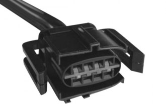 Motorcraft® - Exterior Lighting Connector