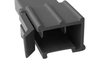 Motorcraft® - Front Left Power Window Motor Connector