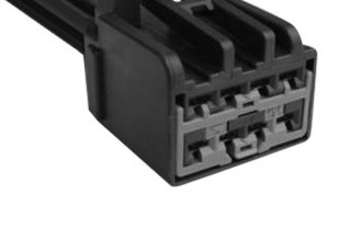 Motorcraft® - Power Window Switch Connector