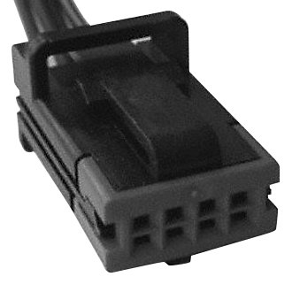 Motorcraft® - Seat Belt Warning Chime Module Connector