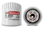 Image may not reflect your exact vehicle! Motorcraft® - Engine Oil Filter