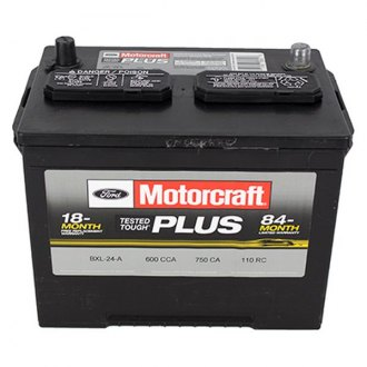 Motorcraft® - Tested Tough™ Plus Battery