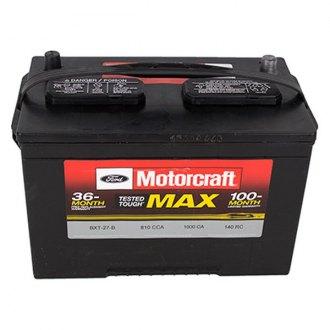 110 Titanium Car Battery 80Ah