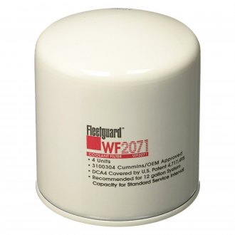 Motorcraft® - Fuel Water Separator Filter