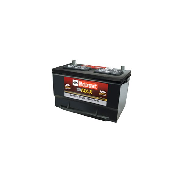 Motorcraft Tested Tough Max Agm Battery