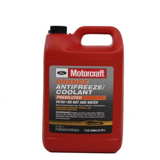 Motorcraft® - Universal Orange Prediluted Anti-Freeze/Coolant 1 Gallon
