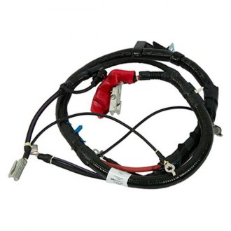 2008 Ford Expedition Battery Cables