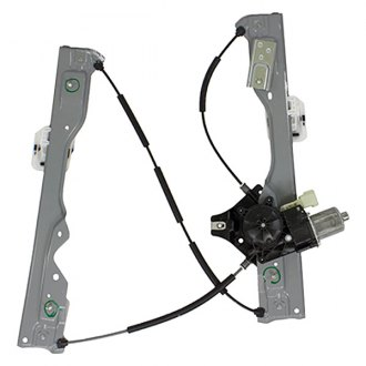 Motorcraft® - Front Passenger Side Power Window Regulator and Motor Assembly