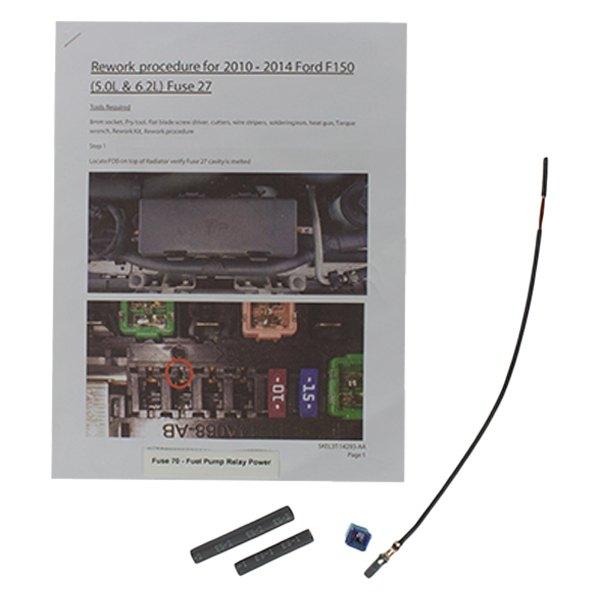 Fuel Pump Jumper Harness Kit MOTORCRAFT WT-56872 fits 09-14 Ford F-150