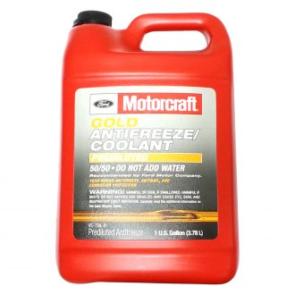 Motorcraft® - Universal Orange Prediluted Anti-Freeze/Coolant 55 Gallons