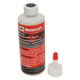 Motorcraft® - XL-4 Synthetic Supercharger Fluid
