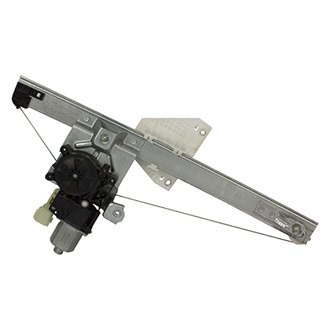 Motorcraft® - Rear Driver Side Power Window Regulator and Motor Assembly