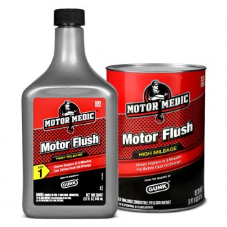 MotorMedic® - 5-Minute High Mileage Motor Flush