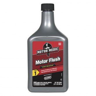 MotorMedic® MF3 - 5-Minute High Mileage Motor Flush 1 Quart
