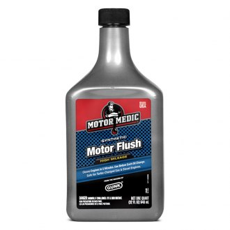 MotorMedic® - High Mileage Synthetic Motor Flush 1 Quart