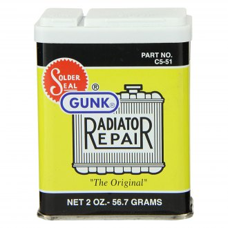 Motor Medic® - 2 oz. Radiator Repair Powder